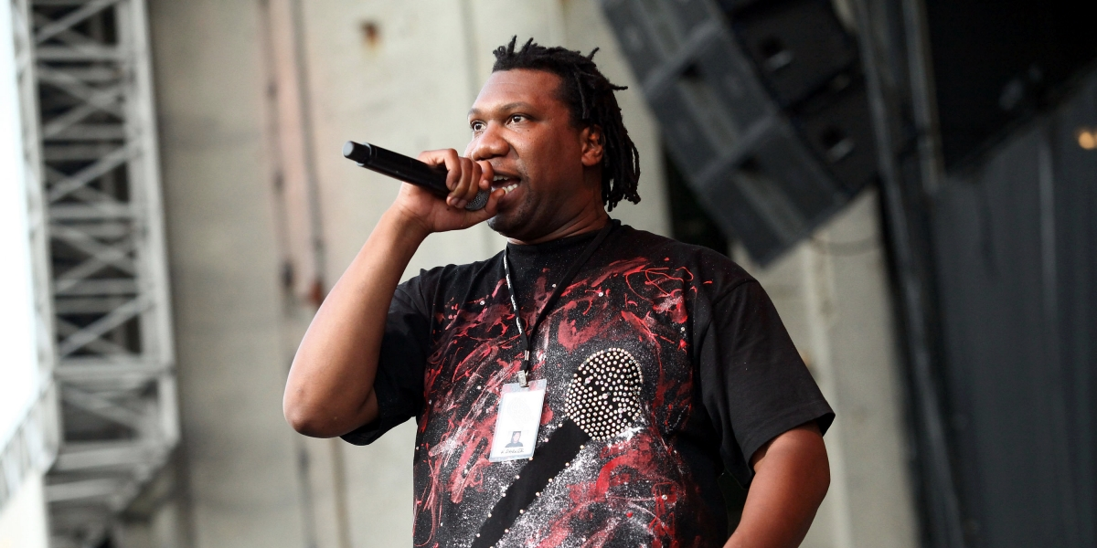 KRS-One Shows Solid Solidarity for Afrika Bambaataa