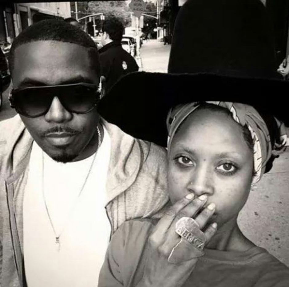 Nas & Erykah Badu Releases New Song - this bitter land