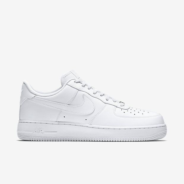 Nike Air Force 1 sneakers of all time