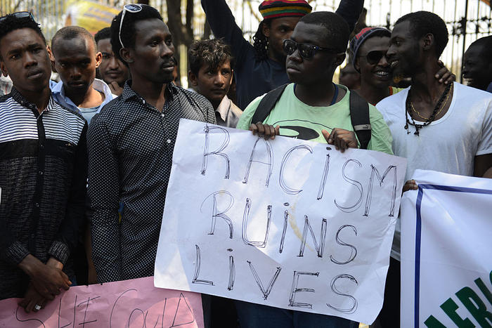 racism ruins life african american
