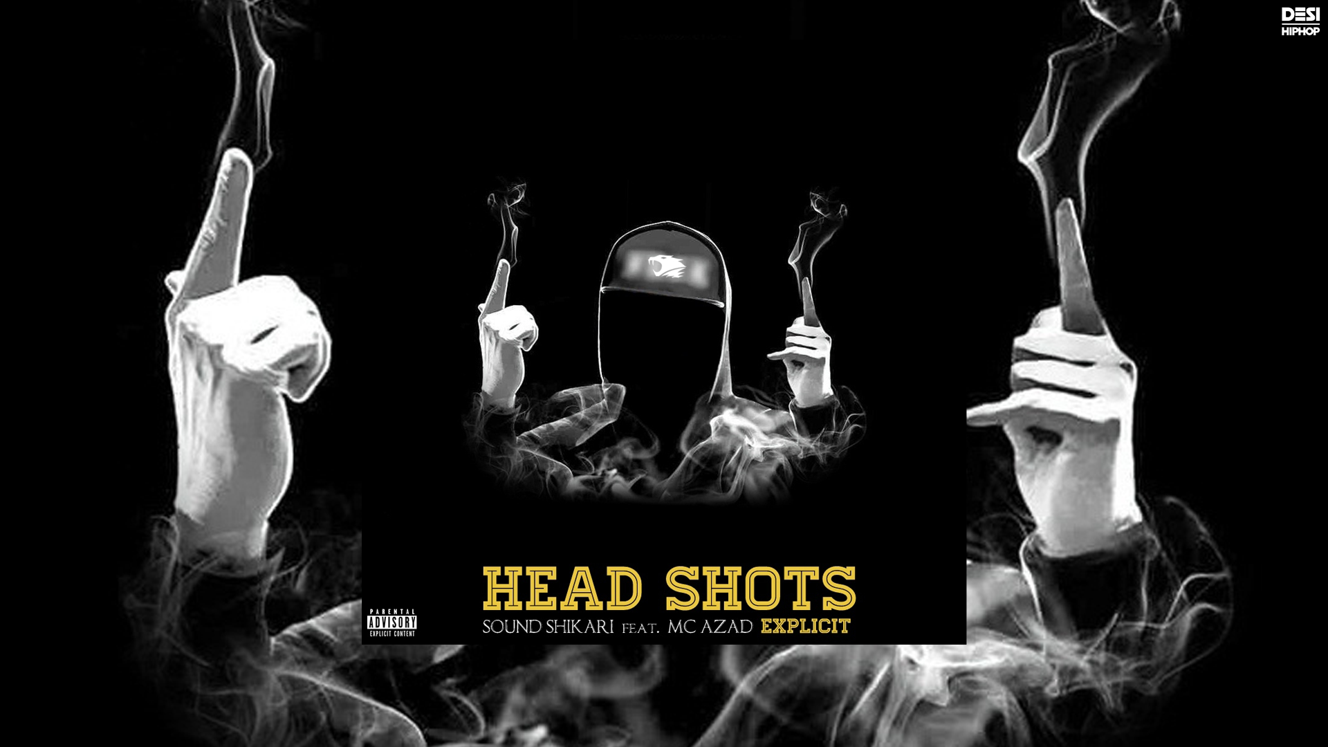 head shots mc azad sound shikari