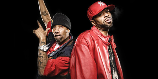method man and redman auckland new zealand show