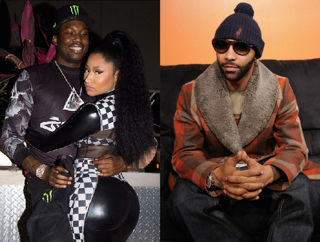 nicki minaj joe budden meek mill