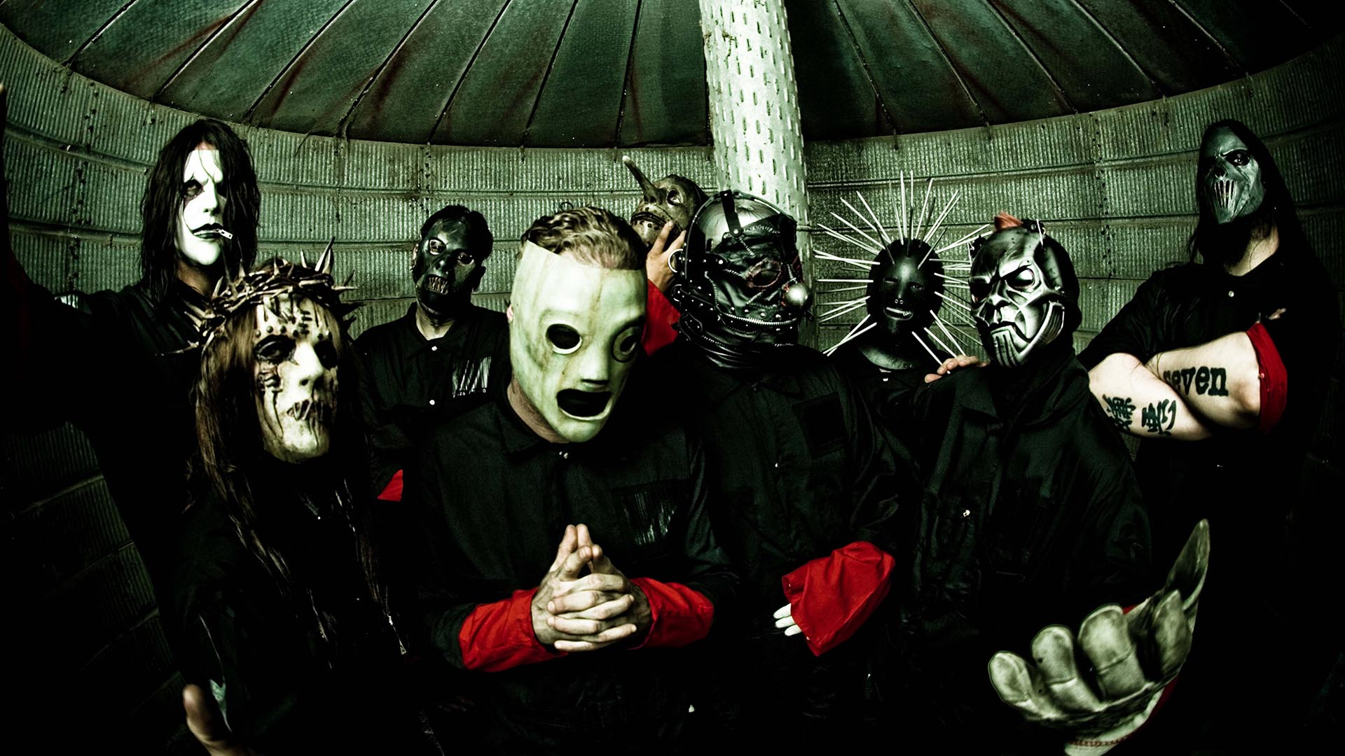 slipknot rap metal bands