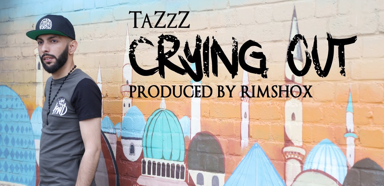 tazzz crying out rimshox