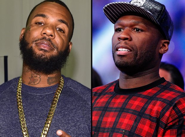 the game 50 cent beef