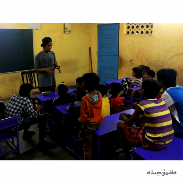 dharavi school of hip hop