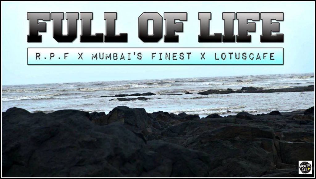 Mumbai's Finest Teams Up With LotusCafe To Drop 'Full Of Life'