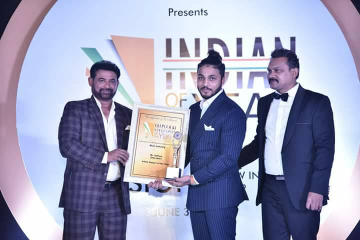 Raftaar-Indian of the year-Desi Hip Hop Image