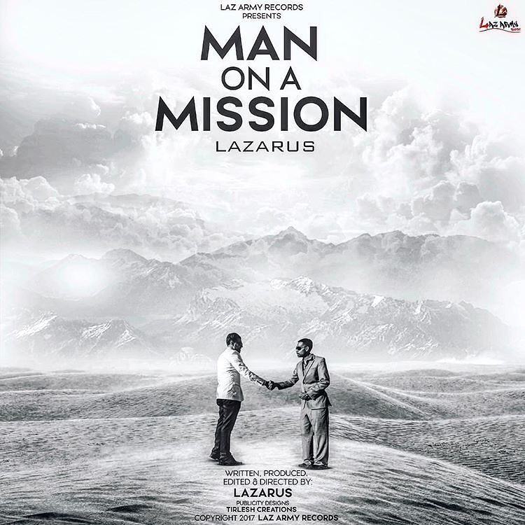 Lazarus-Man-On-A-Mission Image
