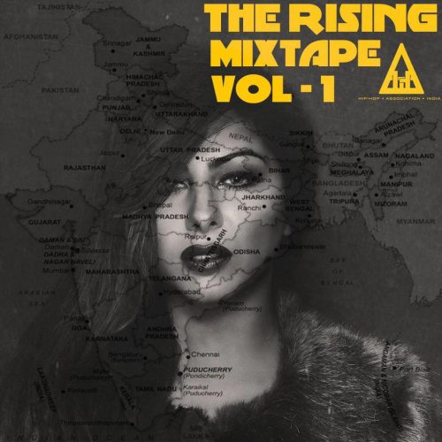 Hardkaur-The Rising Mixtape Vol-1