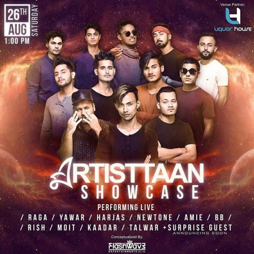 ARTISTTAAN's Showcase Lineup Is Blazing
