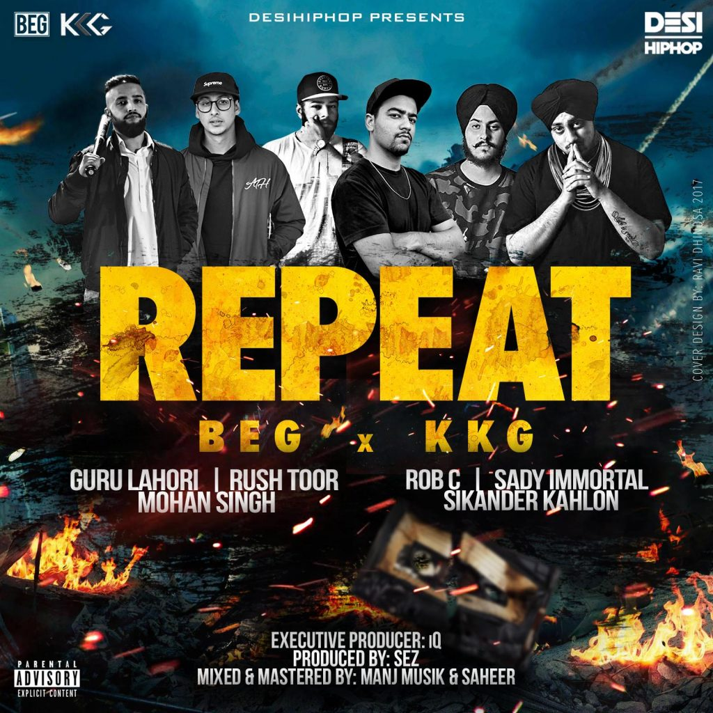 BEG X KKG Are Teaming Up For A Track That Will Blow Your Mind!