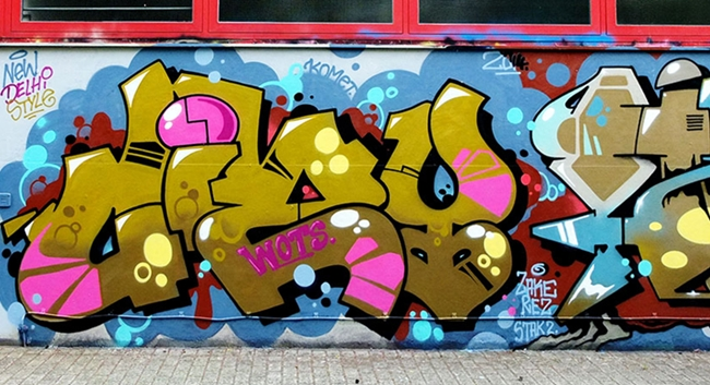 Dizy-graffiti-Hip Hop Elements