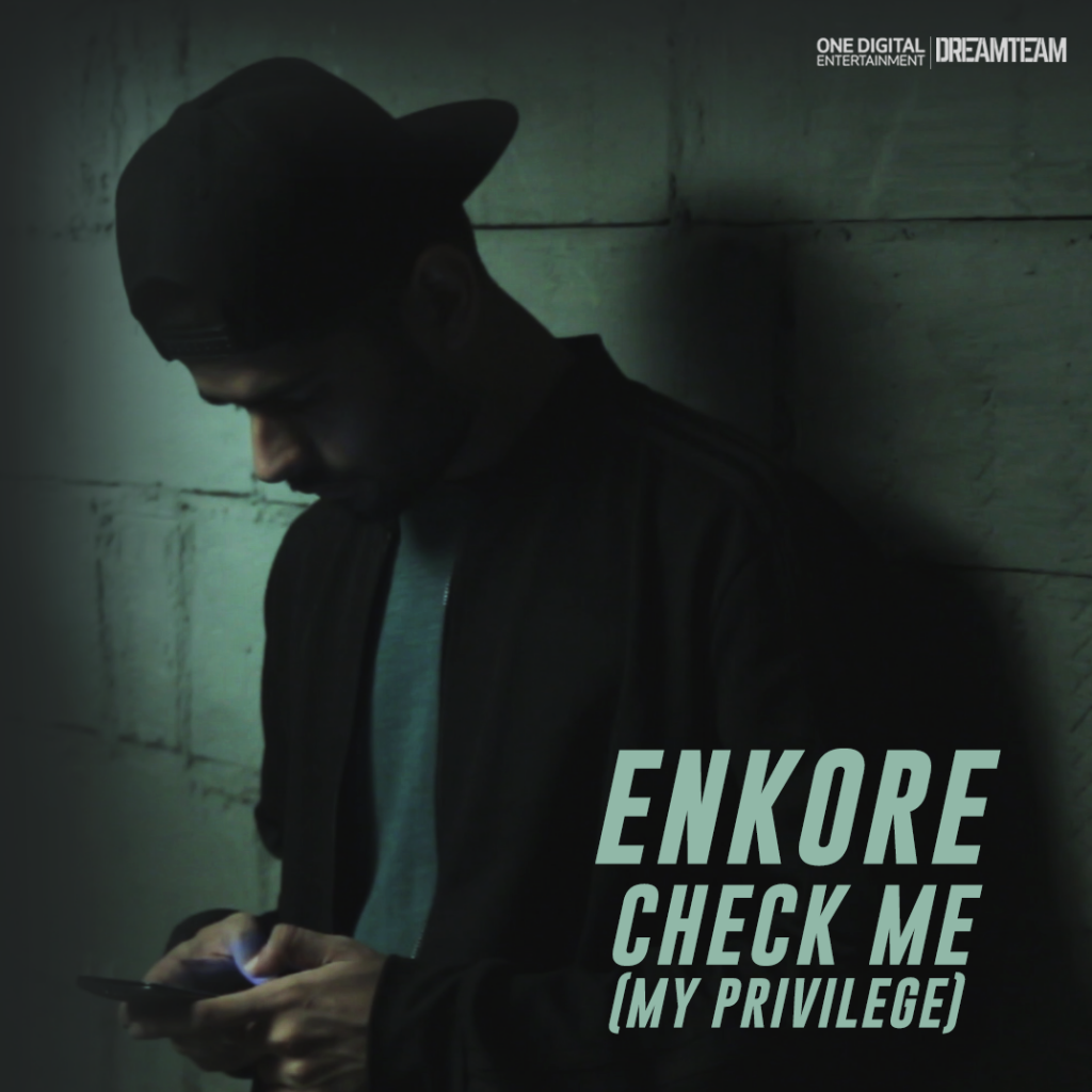 Enkore - Check Me Artwork
