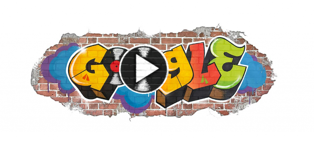 Become A Hip Hop DJ For The Day Thanks To Google Doodle!