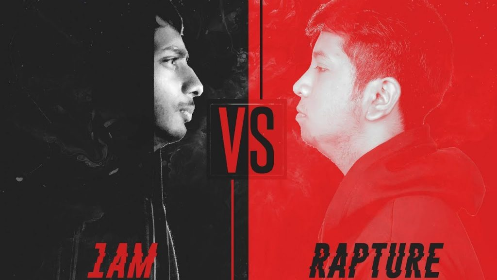 Header of Rapture Vs 1 AM Battle)