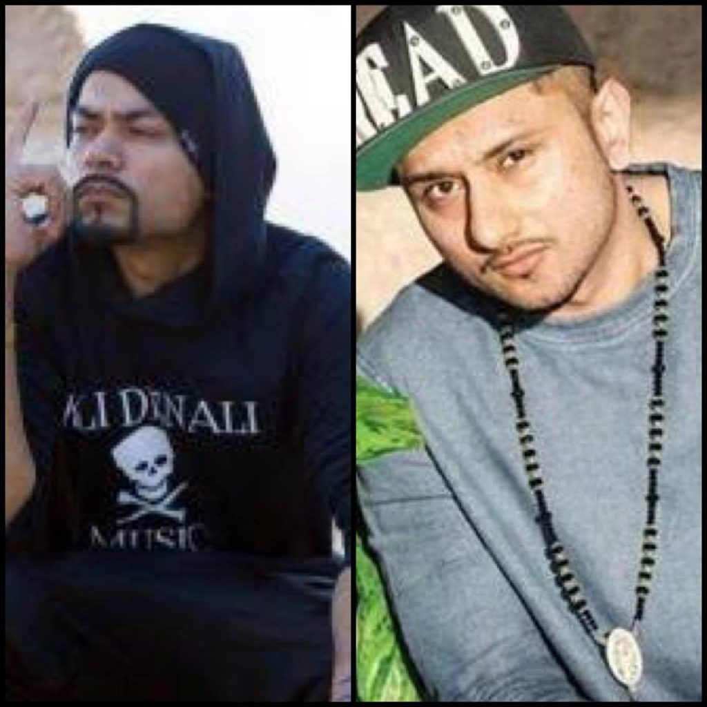Bohemia Vs Honey Singh