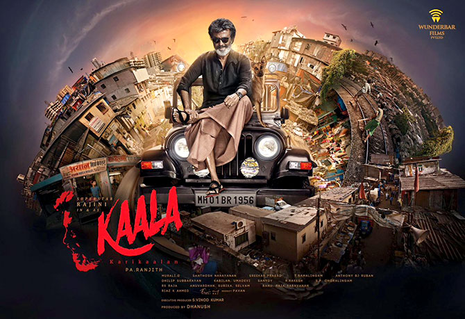 Rajnikanth's New Film 'Kaala' Features Dopeadelicz Crew!