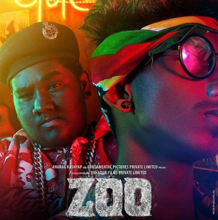 "Anurag Kashyap's Movie ""Zoo"" Features Dharavi Rappers From 7Bantaiz Crew"