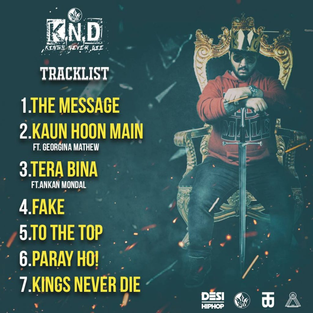 KND kings never die