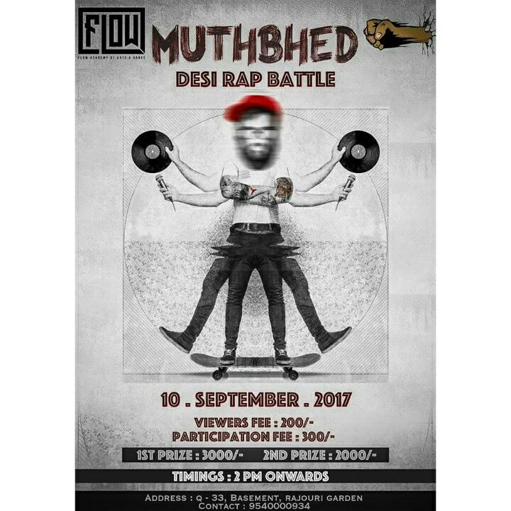 Muthbed-Desi Rap Battle Image
