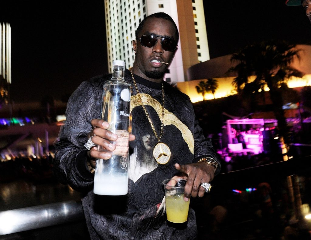 "LAS VEGAS, NV - MAY 04: Recording artist Sean ""Diddy"" Combs attends the Fight Night after-party at the Palms Casino Resort on May 4, 2013 in Las Vegas, Nevada. (Photo by David Becker/WireImage) *** Local Caption *** Sean Combs"