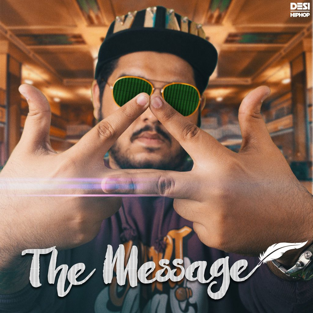 "King ND Sends ""The Message"" In The Coolest Acapella Music Video Ever!"