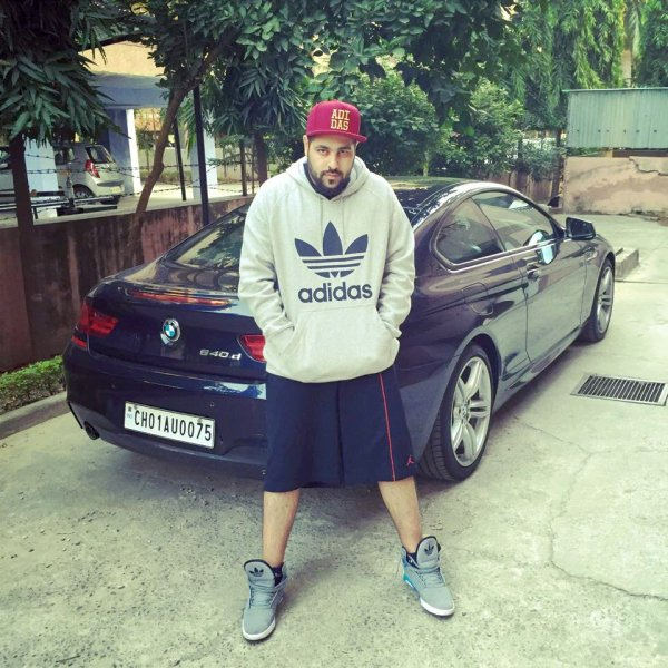 Badshah-and-his-BMW-640d