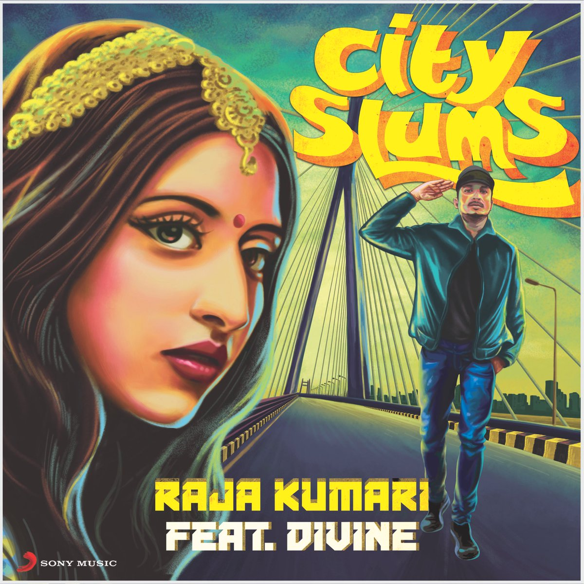 "Raja Kumari And Divine's ""City Slums"" Is The New Anthem For The Streets Of Mumbai!"