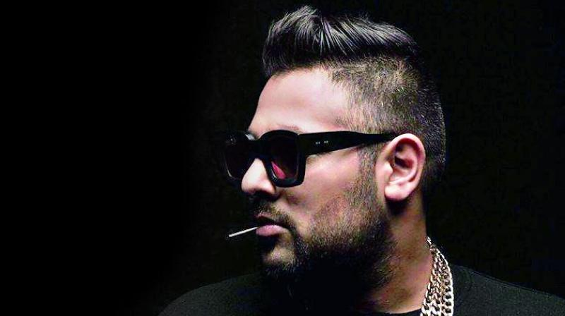 Badshah Becomes First Indian Artist To Walk The Red Carpet At ARIA Awards 2017