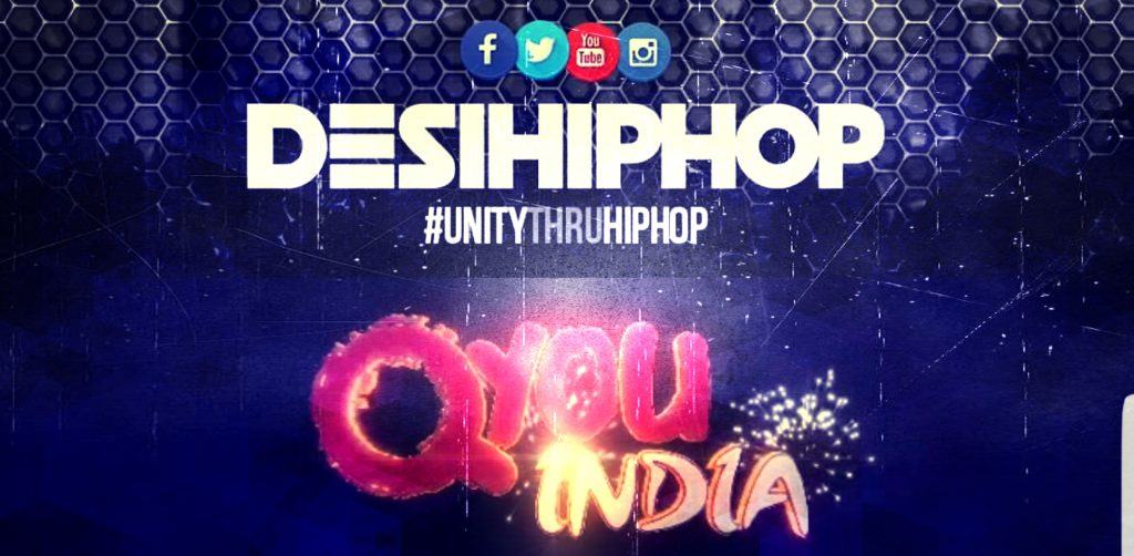 qyou india desi hip hop tv