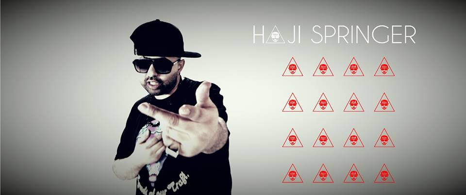 """DHH Exclusive - Check Out Haji Springer's Hindi Alter Ego In """"Keede"""""""