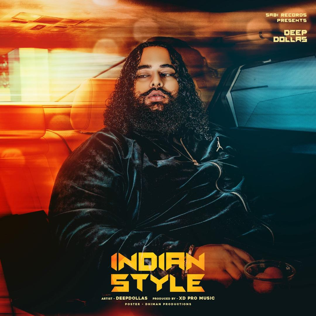 "Gully Boy Song Desi Jatt: Deep Dolla$ Drops Debut Album ""Indian Style"""