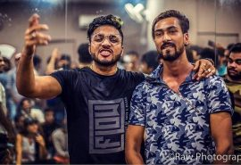 "Raftaar And Muhfaad Show Up At ""Muthbhed – Desi Rap Battle"""