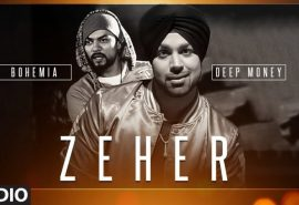 "Bohemia & Deep Money Were Quick To Drop The Years First Banger ""Zeher"""