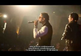 Yo Yo Honey Singh & Mafia Mundeer at Tech Mahindra