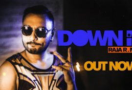 "Raja RME drop his track, ""Down it"" after 4 years and 9 months"