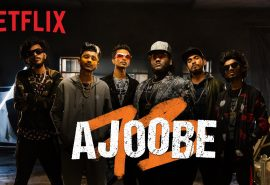 """Netflix Collaborates With Desi Rappers Once Again On """"Ajoobe"""" By 7Bantaiz!"""